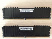 Corsair Vengeance LPX 16GB (2x8GB) DDR4 3000 C15