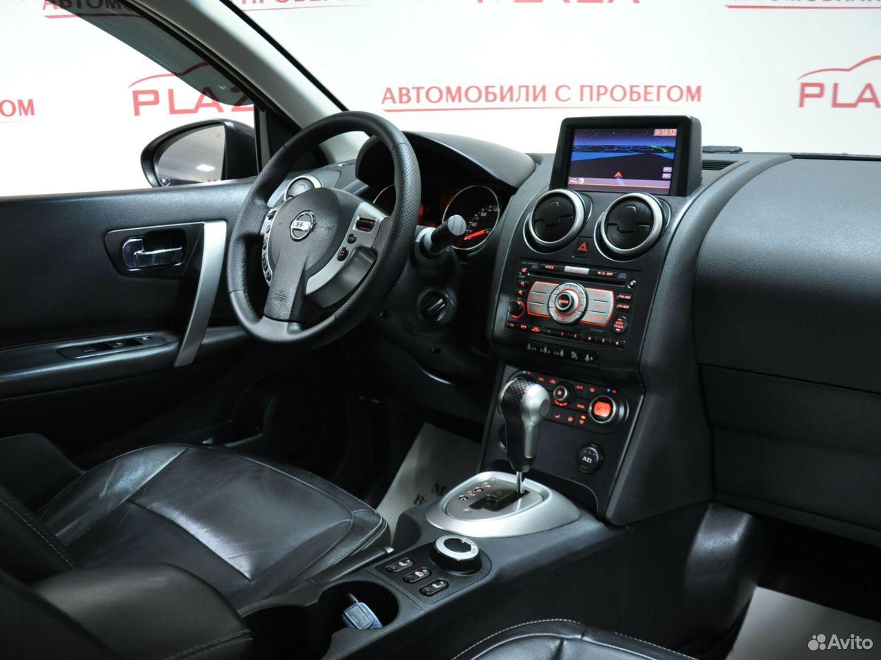 Nissan Qashqai+2, 2008  88129217457 купить 6