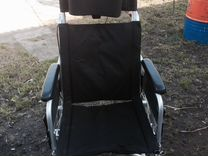 Коляска инвалидная многофункциональная