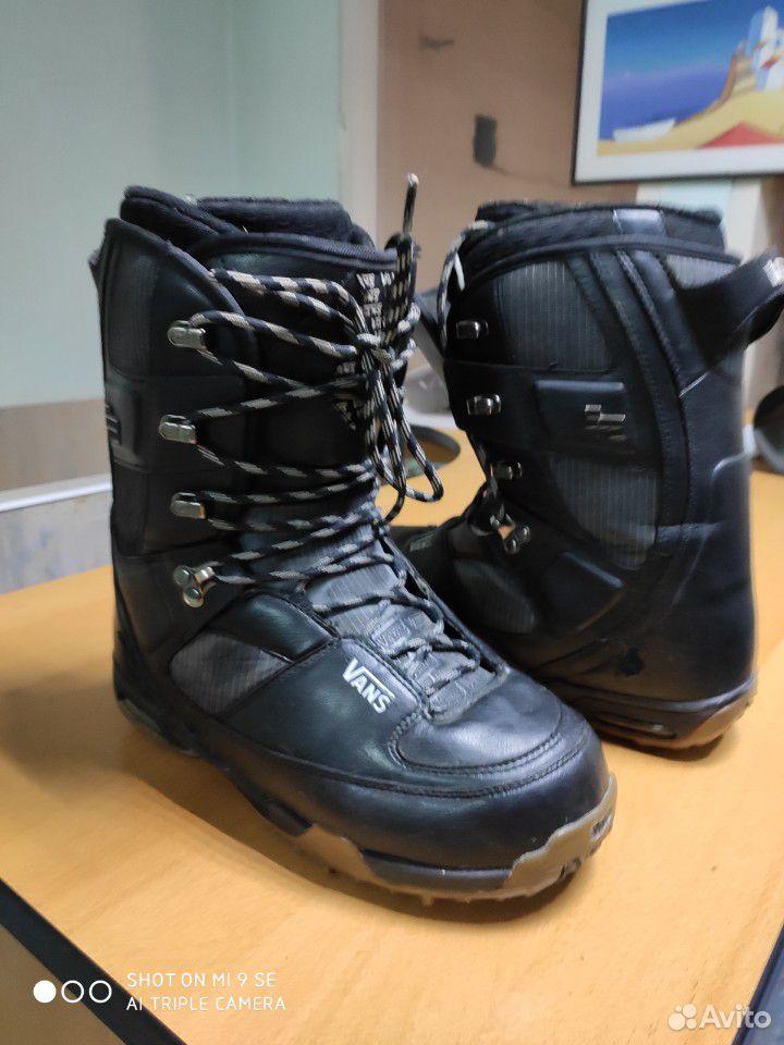 Сноубордические ботинки  89024788898 купить 1
