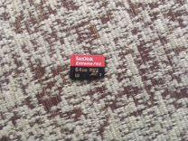 Micro sd Sandisk Extreme PRO 64gb U3