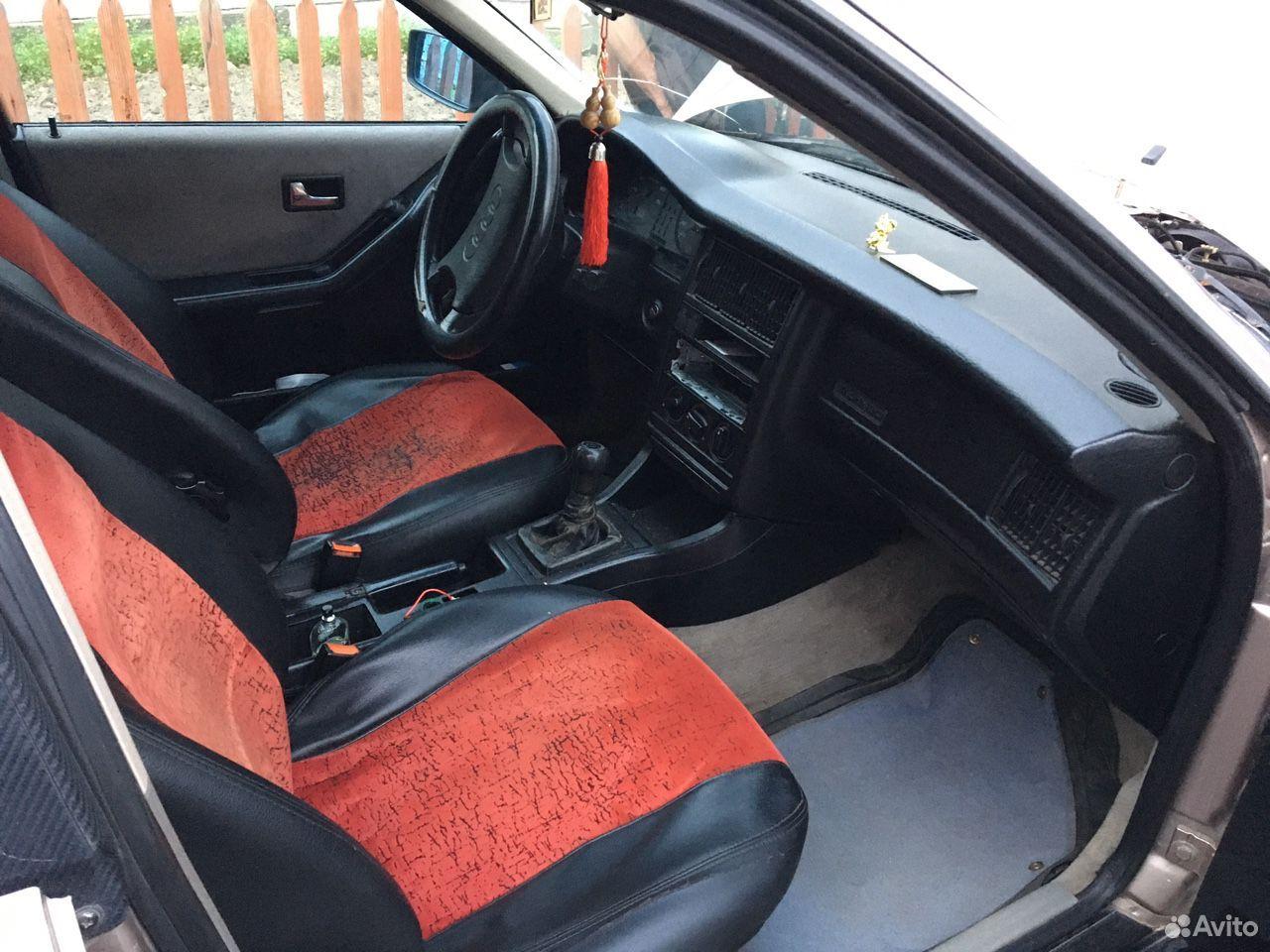 Audi 80, 1988  89065047993 купить 6
