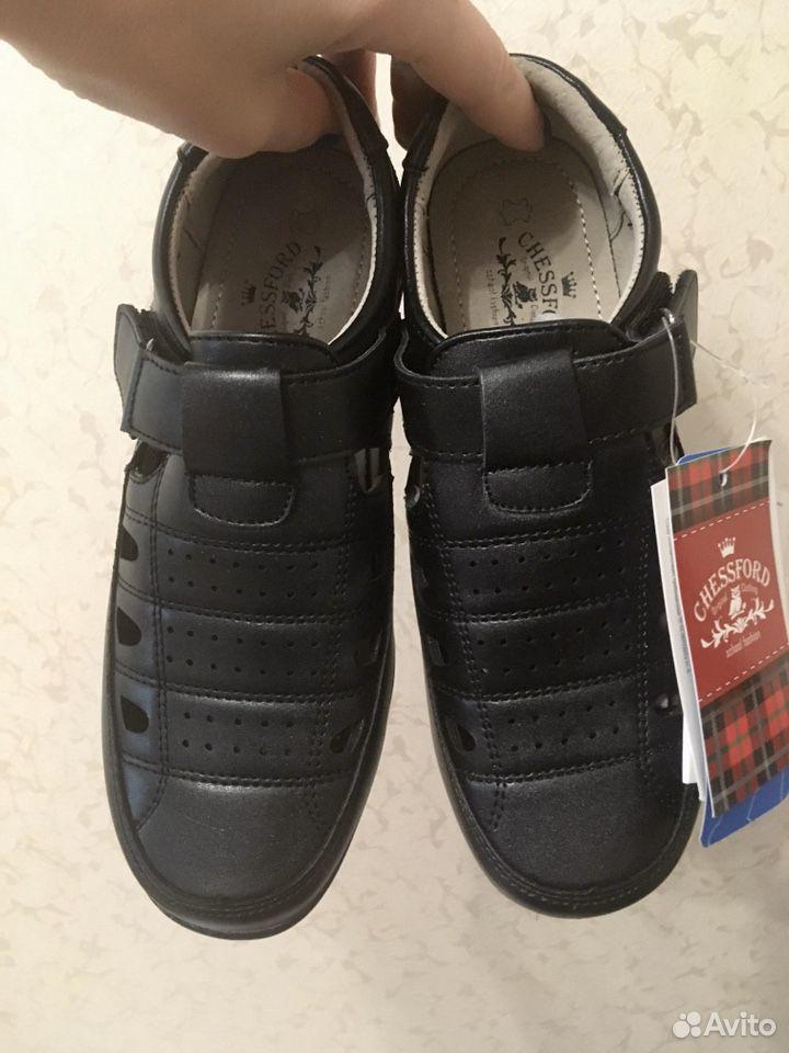 Ботинки школьные 37р